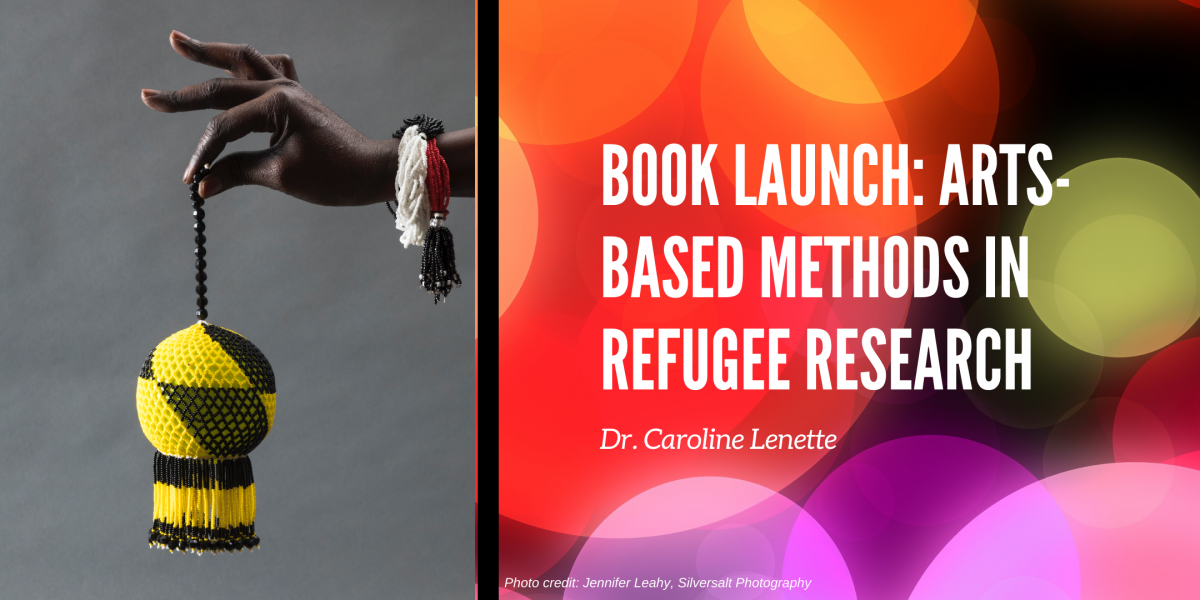 Book launch header image